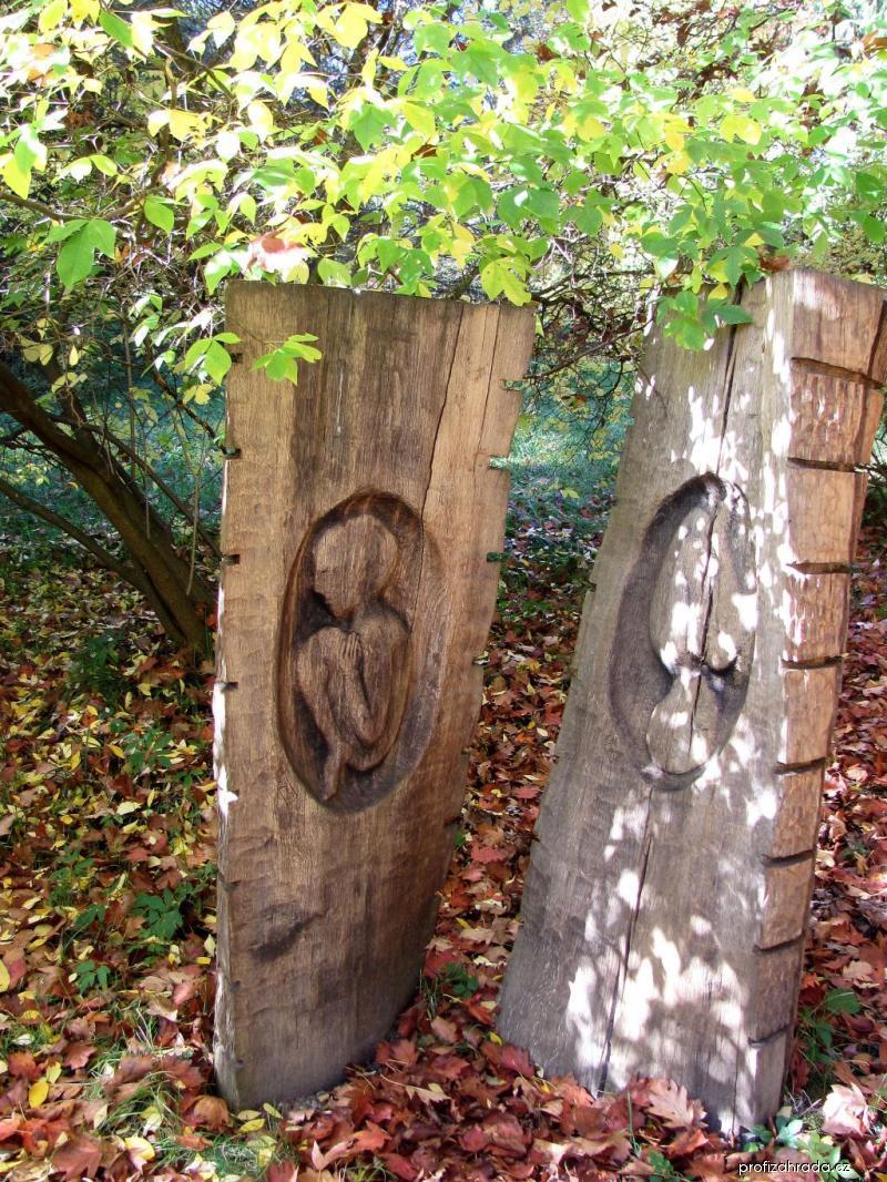 Arboretum Křtiny - další sousoší